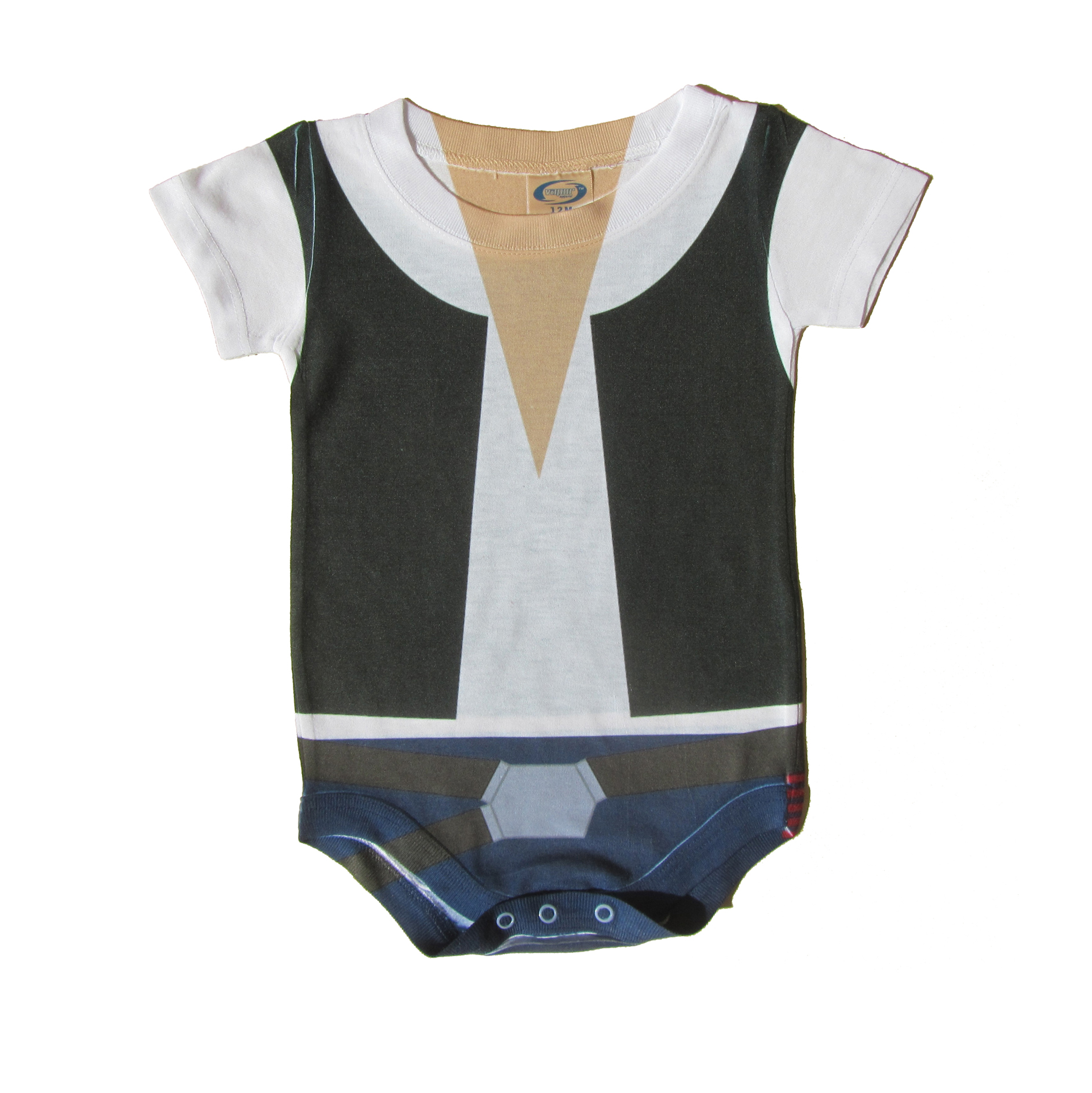 Awesome Star Wars Han Solo Onesie And Toddler T-Shirt ...