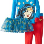 DC Comics Wonder Woman Tutu Pajamas